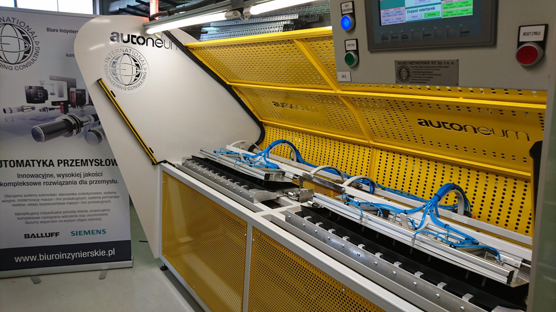 Budowa i modernizacja maszyn