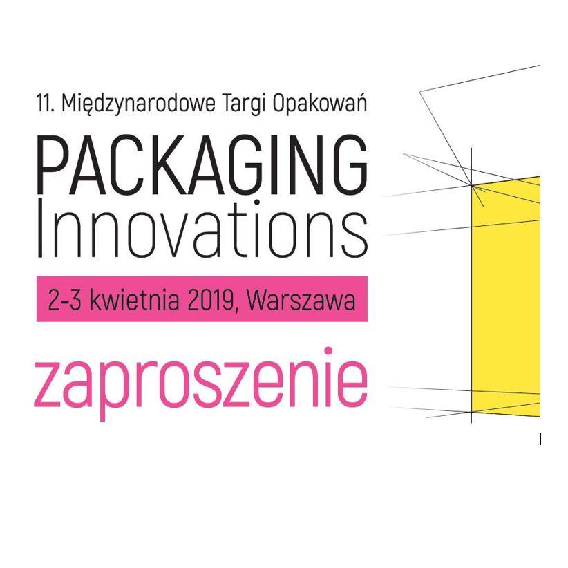 Targi Packaging Innovations 2-3 kwietnia Warszawa