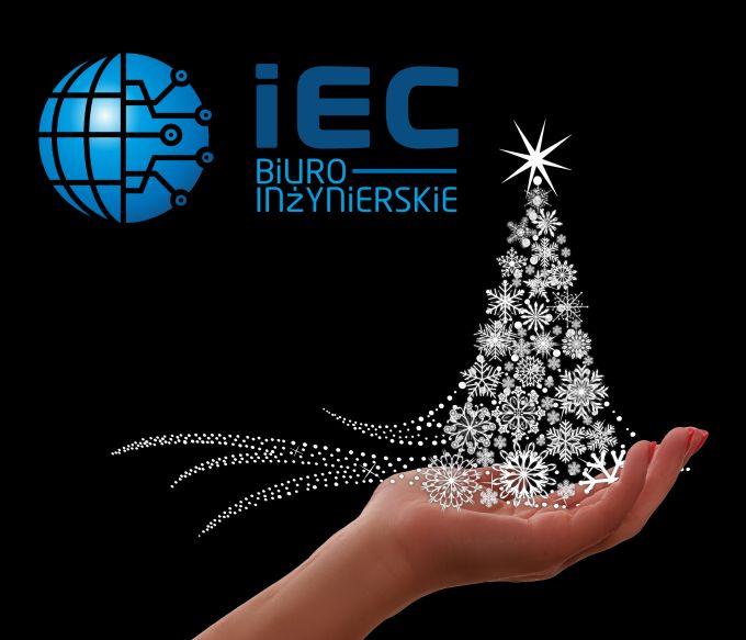 Wesołych Świąt i wielu sukcesów w Nowym Roku.