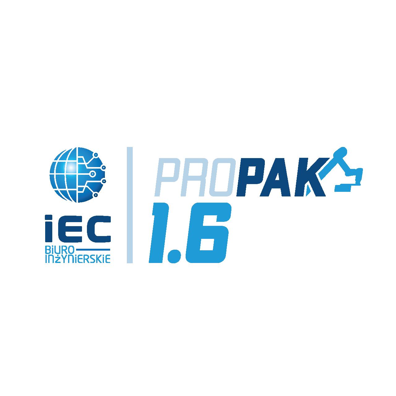 Wprowadzamy najnowszą wersję paletyzacji ProPak1.6